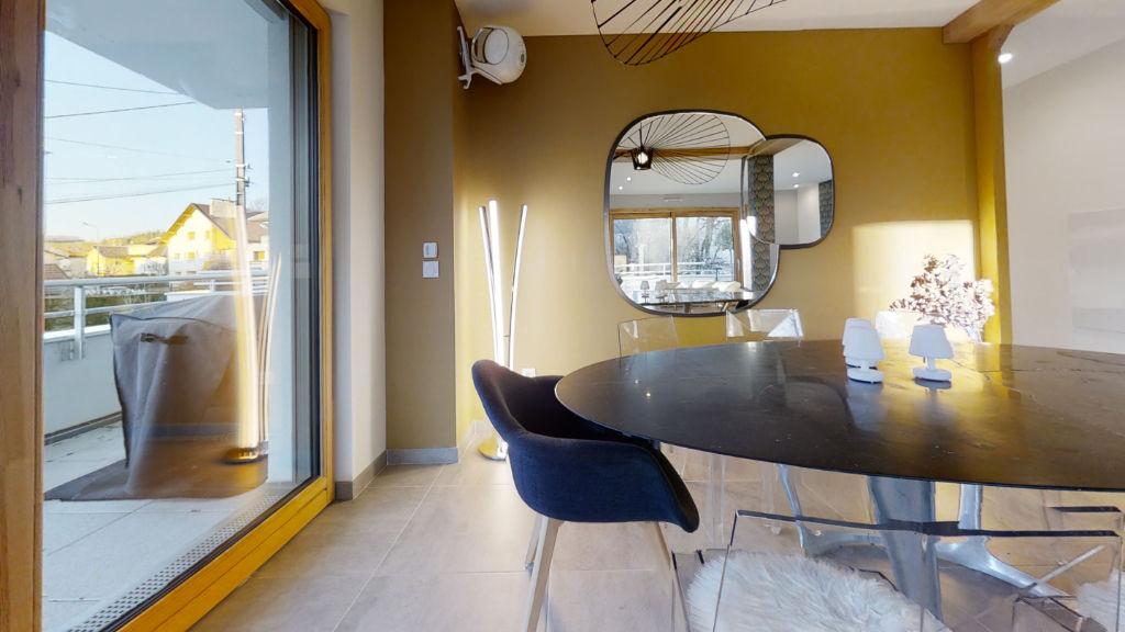 appartement 90.8m²  PONTARLIER  - photo 13