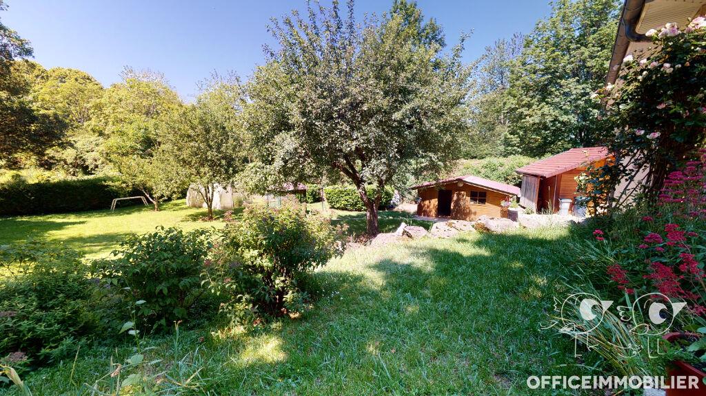 maison 129.59m²  VAUX LES PRES  - photo 1