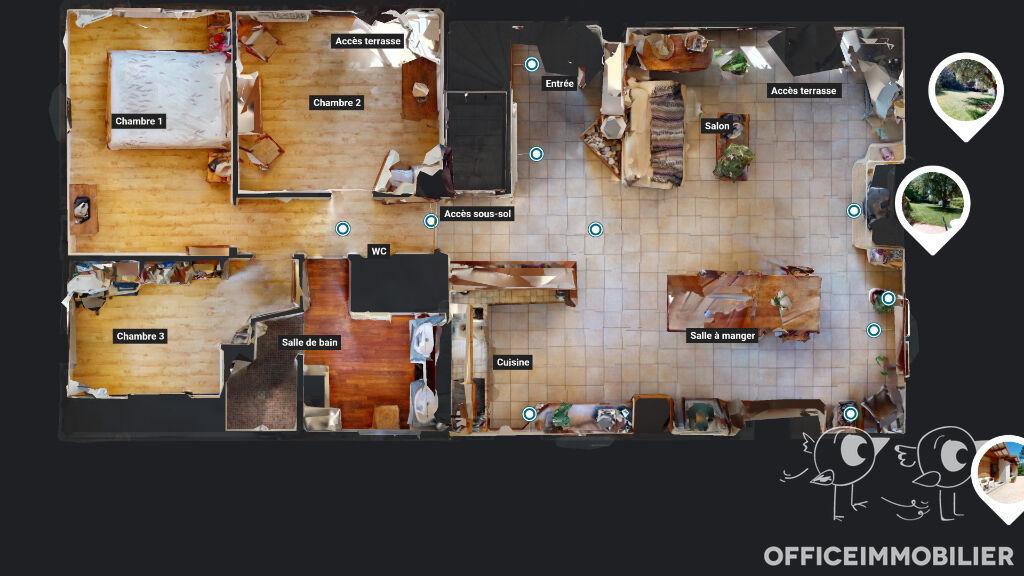 maison 129.59m²  CHEMAUDIN  - photo 11