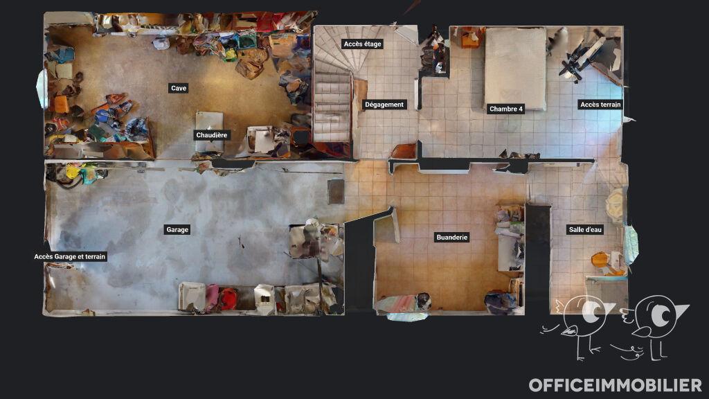maison 129.59m²  VAUX LES PRES  - photo 18