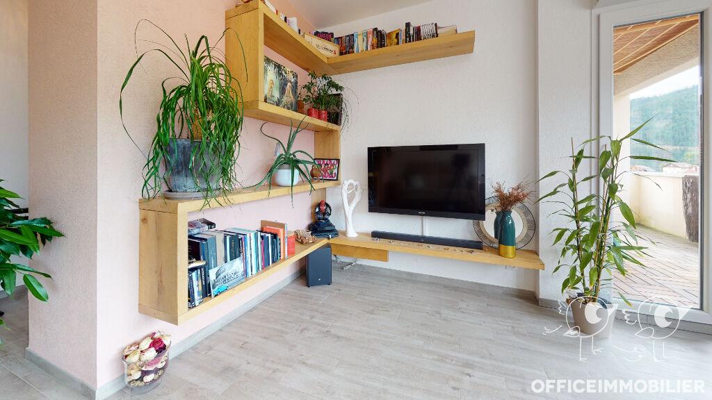 appartement 76m²  VILLERS LE LAC  - photo 2