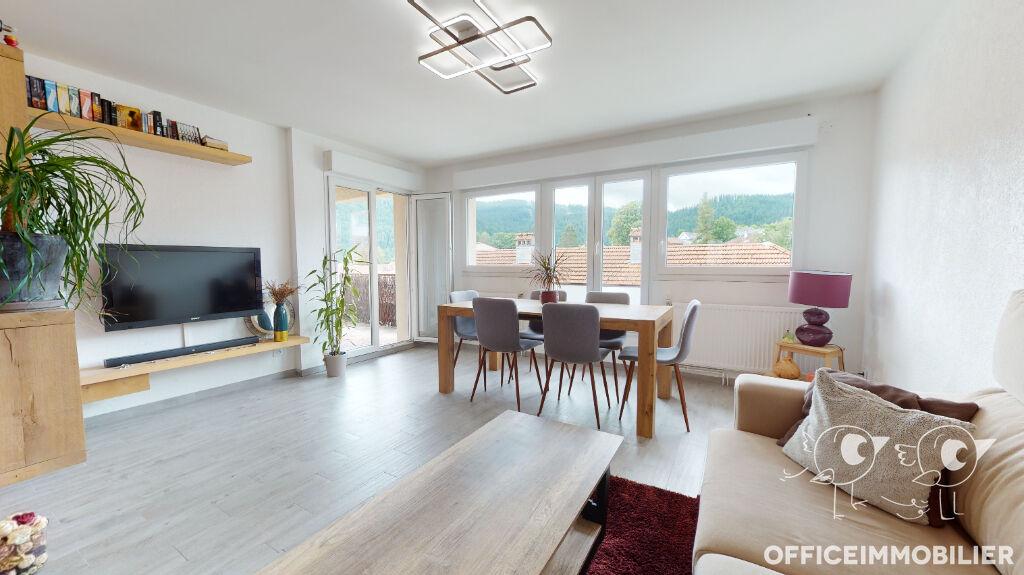 appartement 76m²  VILLERS LE LAC  - photo 3