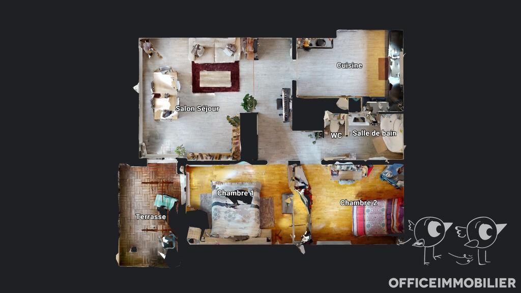 appartement 76m²  VILLERS LE LAC  - photo 9