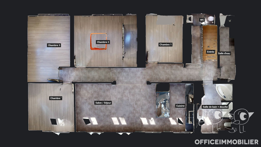 appartement 137m²  Morteau  - photo 9