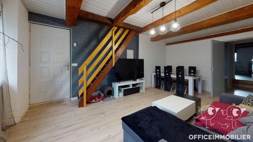 appartement 80m²  OYE ET PALLET  - photo 3