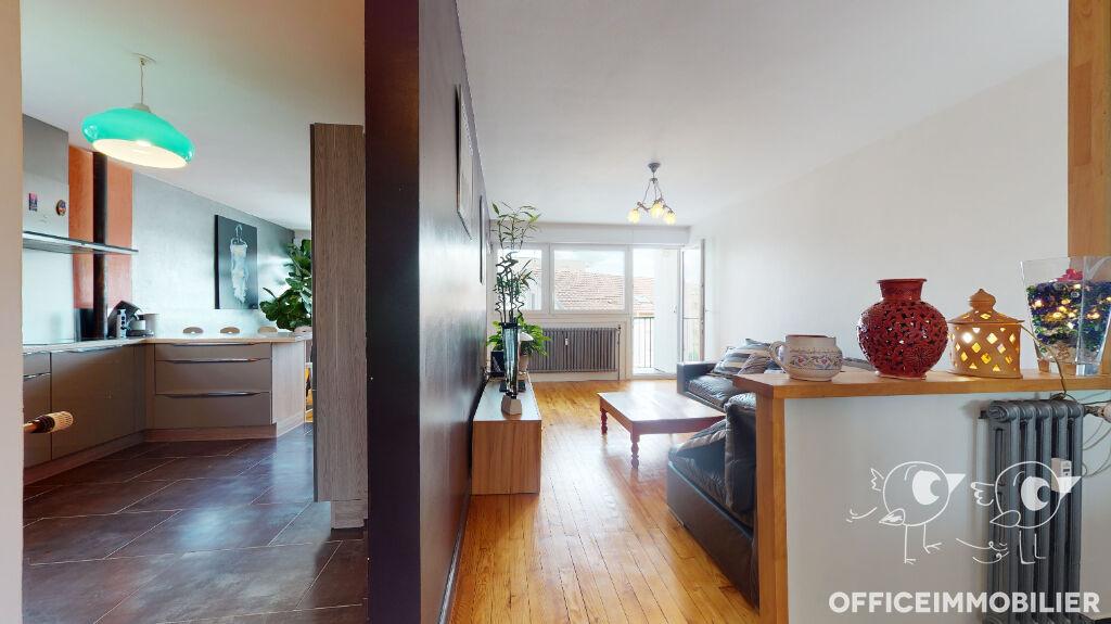 appartement 73m²  BESANCON  - photo 4