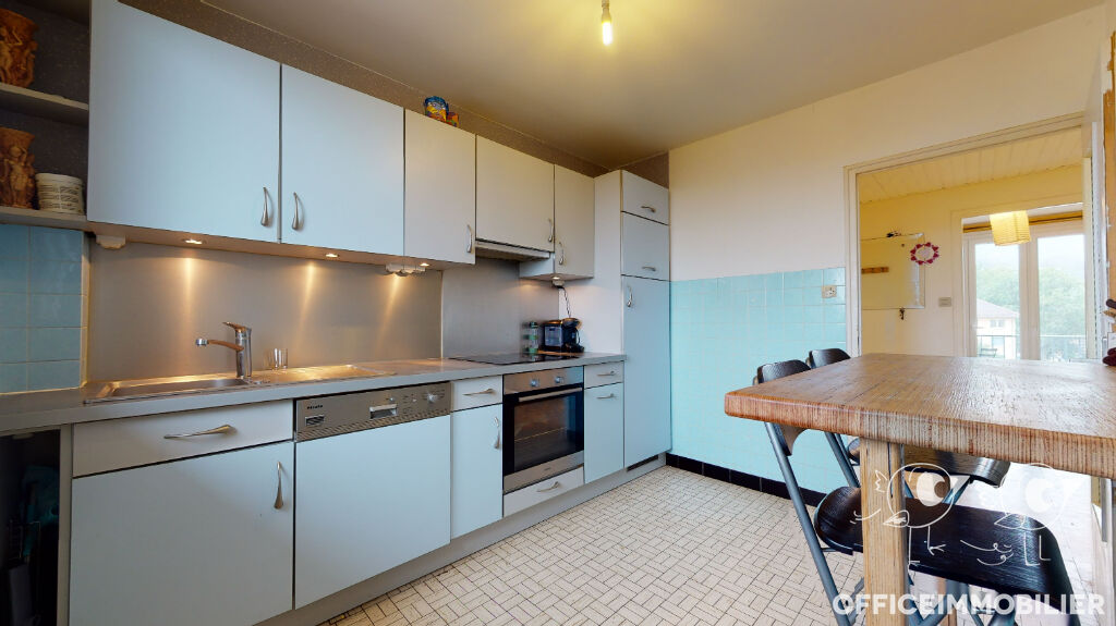 appartement 91m²  PONTARLIER  - photo 7