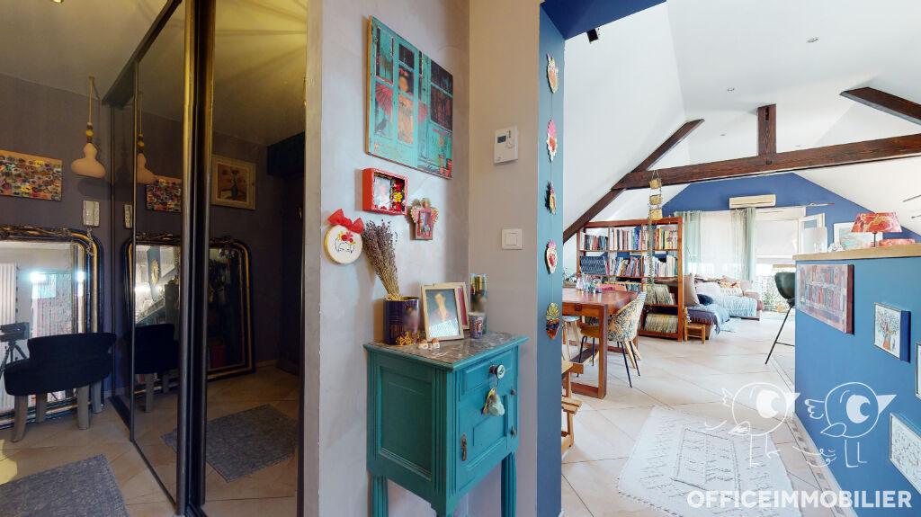appartement 106.21m²  BESANCON  - photo 10