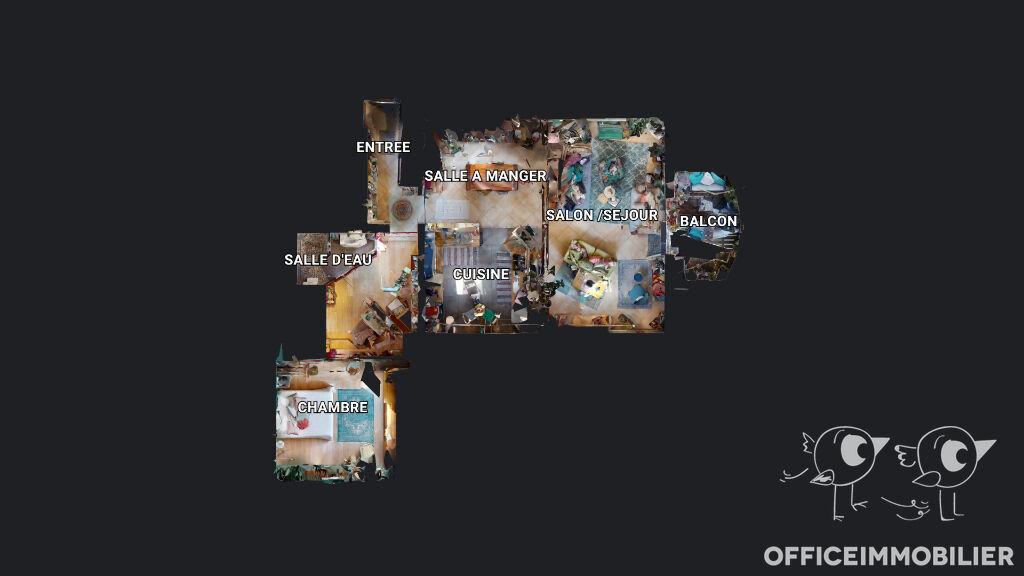 appartement 106.21m²  BESANCON  - photo 17