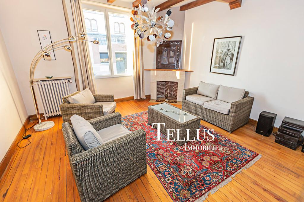 Sale building Albi 395800€ - Picture 1
