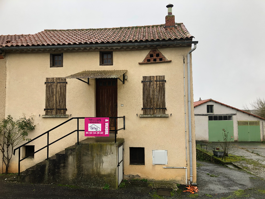 Vente maison / villa Moulares 49000€ - Photo 1