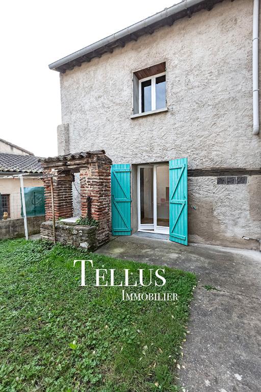 Vente maison / villa Lescure d albigeois 139600€ - Photo 1