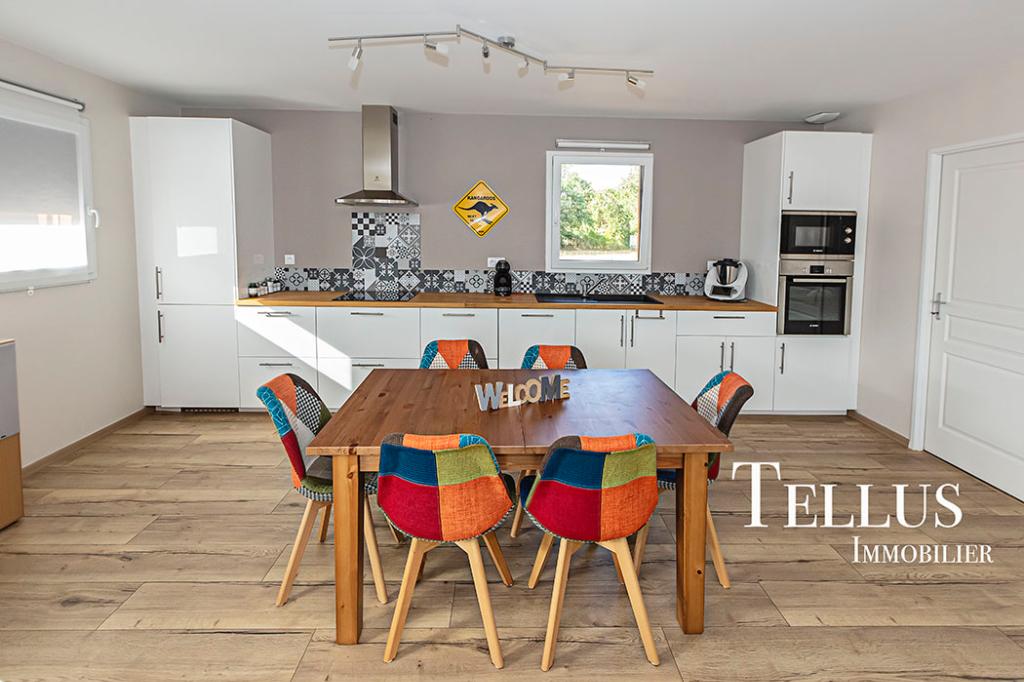 Sale house / villa Villeneuve sur vere 219000€ - Picture 5