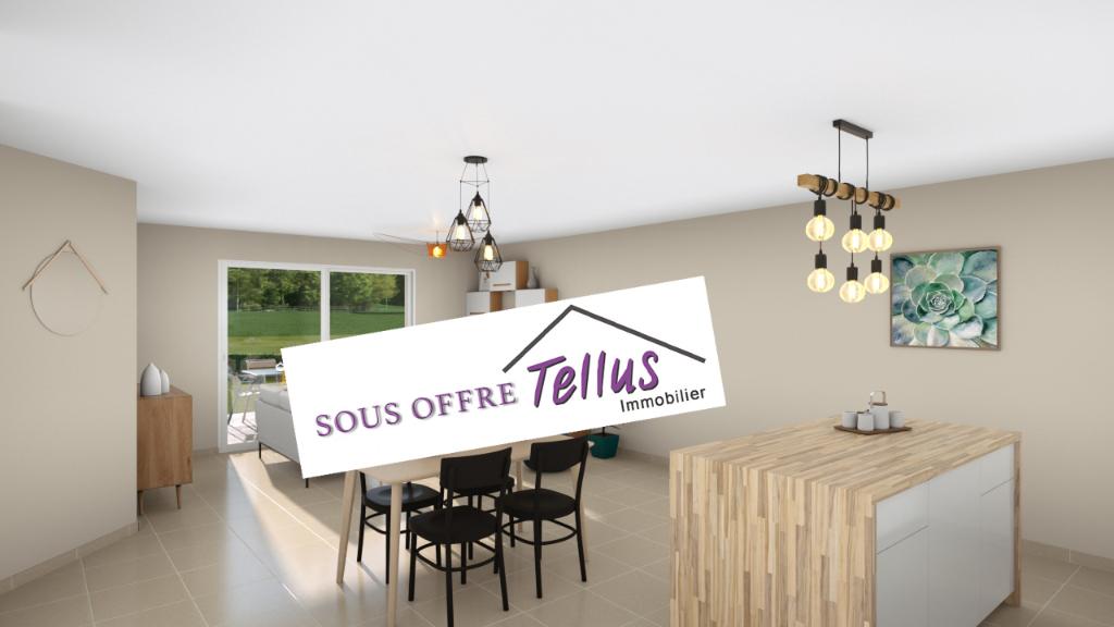 Maison Lescure D'albigeois 4 pièce(s) 83 m2