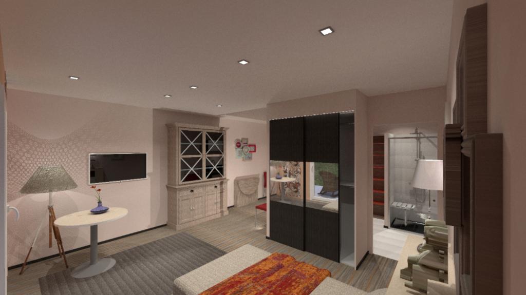 Appartement ALBI 1 pièce(s) 28 m²