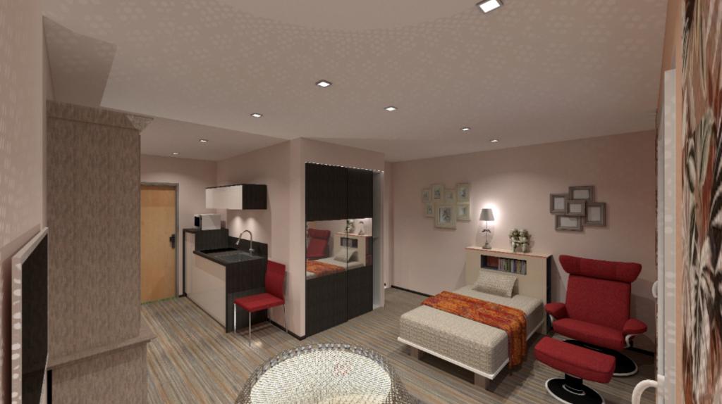 Vente appartement Albi 135000€ - Photo 2