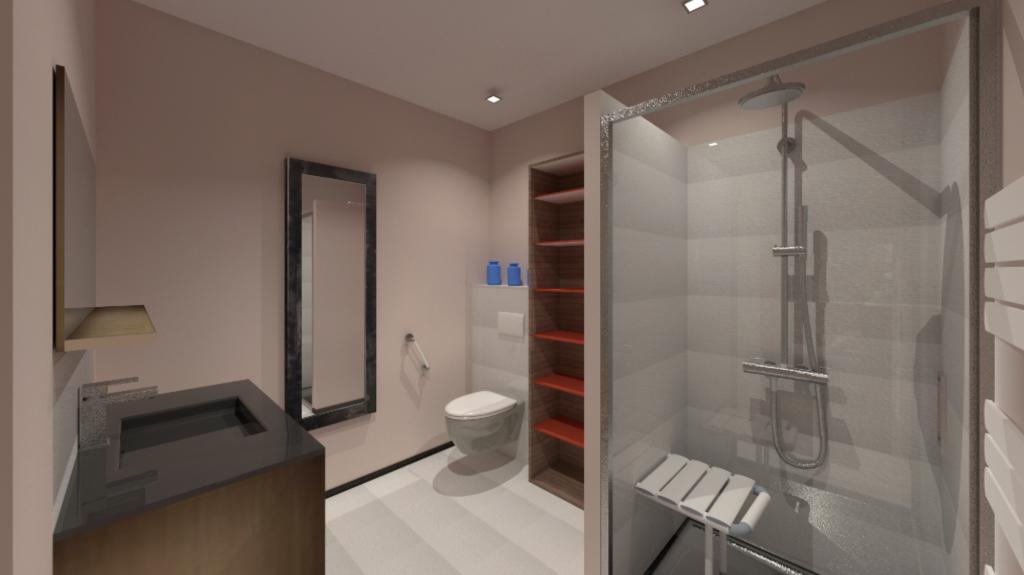 Sale apartment Albi 135000€ - Picture 3