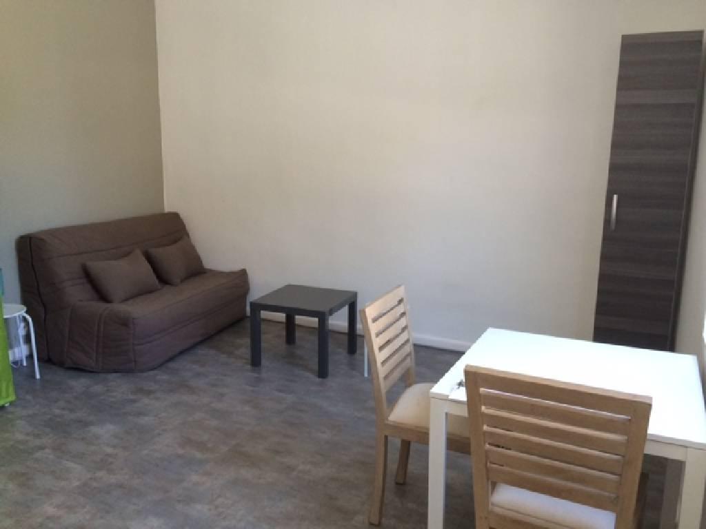 STUDIO MEUBLE - ROUEN  - 21M²