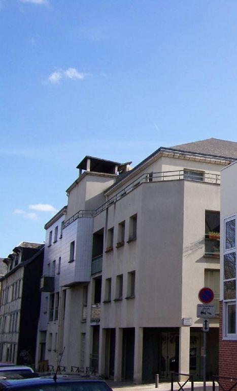 Studio Rouen Droite - 31 m²
