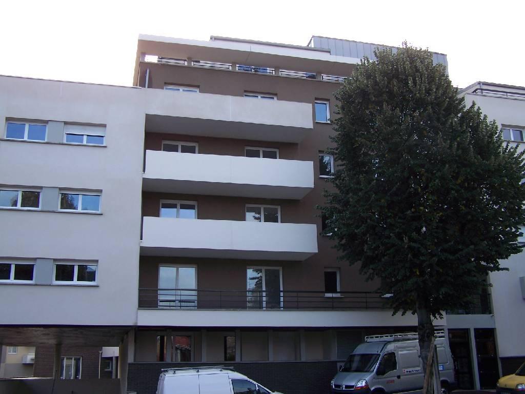 STUDIO SOTTEVILLE LES ROUEN 24.82 M²