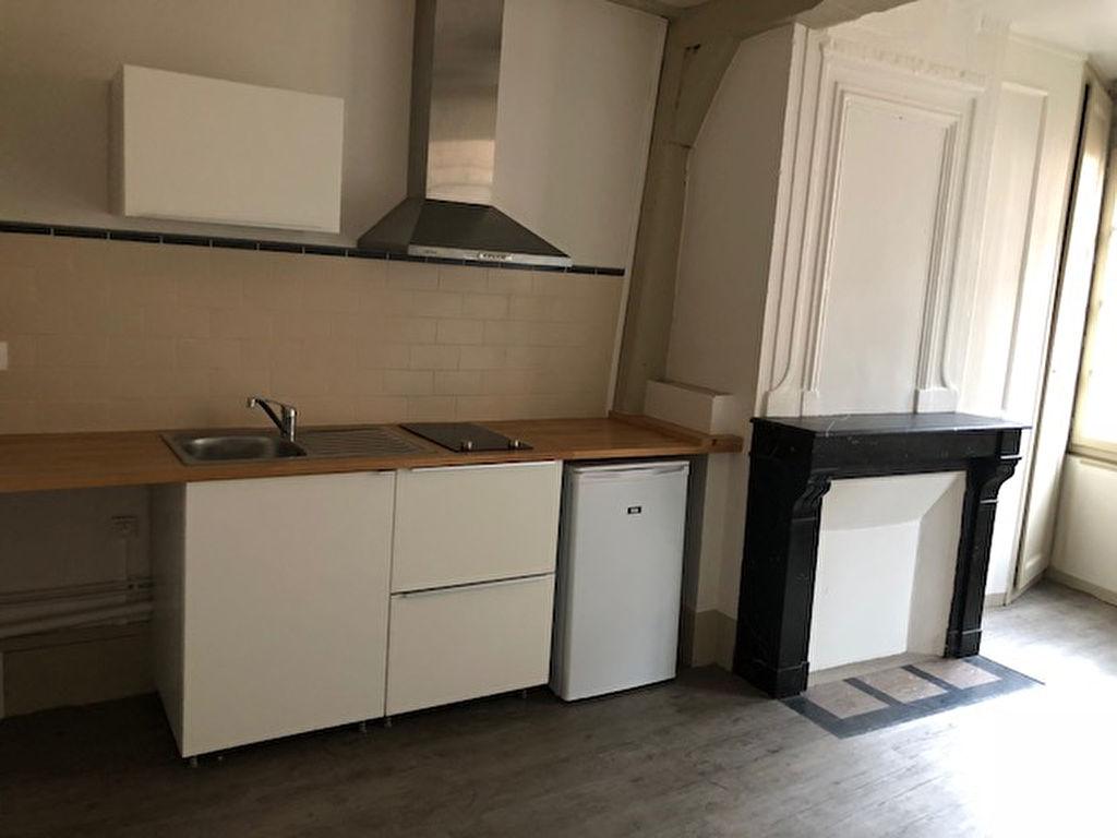 ROUEN CAUCHOISE - F2 - 32.16 m²
