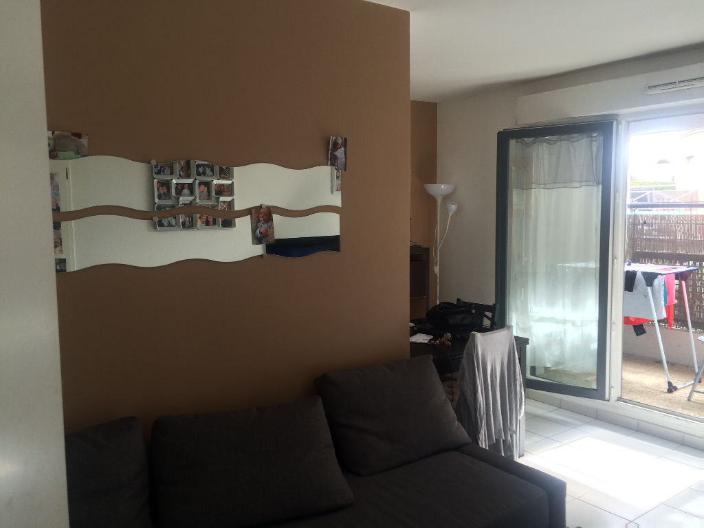 Appartement Sotteville Les Rouen 2 pièce(s) 42 m2