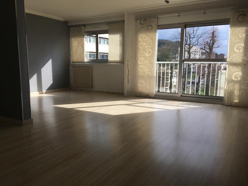 Appartement Deville Les Rouen 5 pièce(s) 100 m2