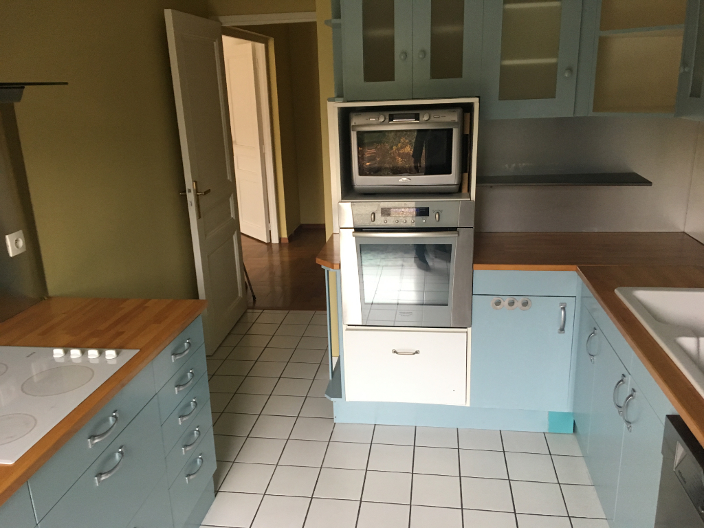 Appartement Mont Saint Aignan 5 pièce(s)