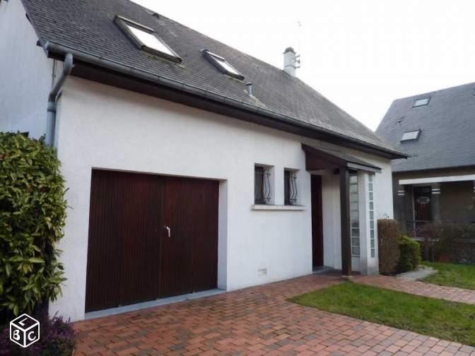 Maison Mont-Saint-Aignan 5 pièces 101.58 m2