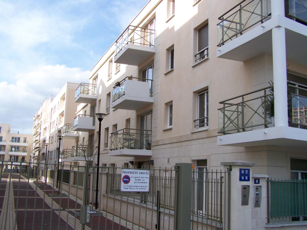 1 Place parking - Rouen gauche