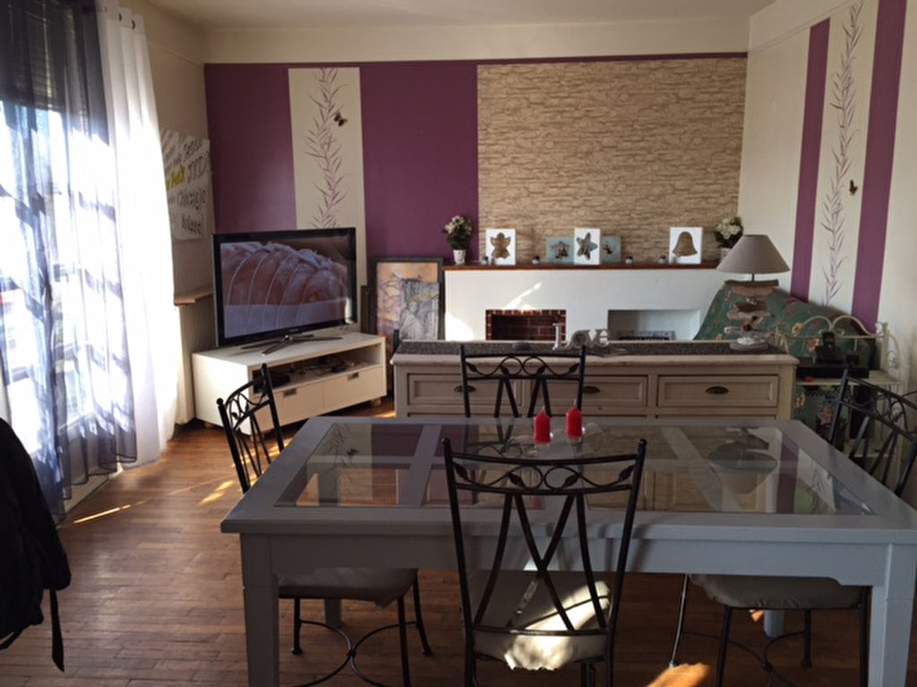 Appartement T4  - 75 m2