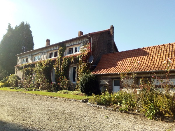 Axe Biville/Dieppe - Maison 4 chambres - 5800 m² de terrain