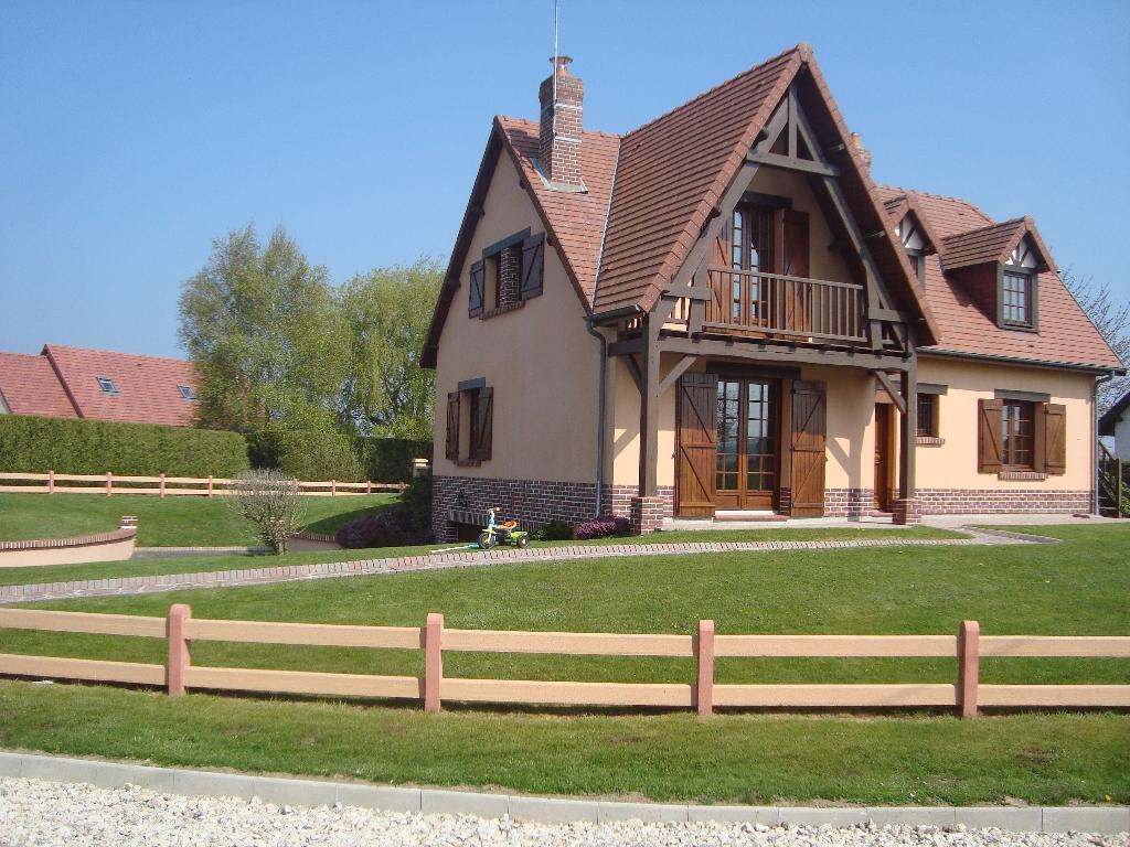 Maison Monchy sur EU 6 pièce(s) 130 m2