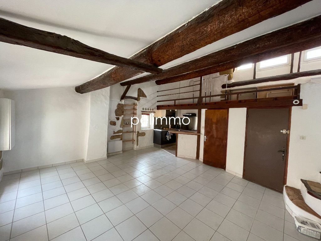 Location appartement Eyguieres 528€ CC - Photo 1