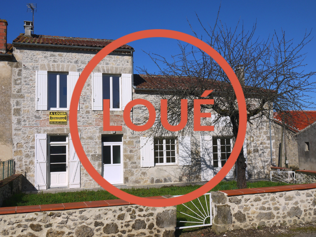 Rental house / villa Clermont dessous 660€ +CH - Picture 1