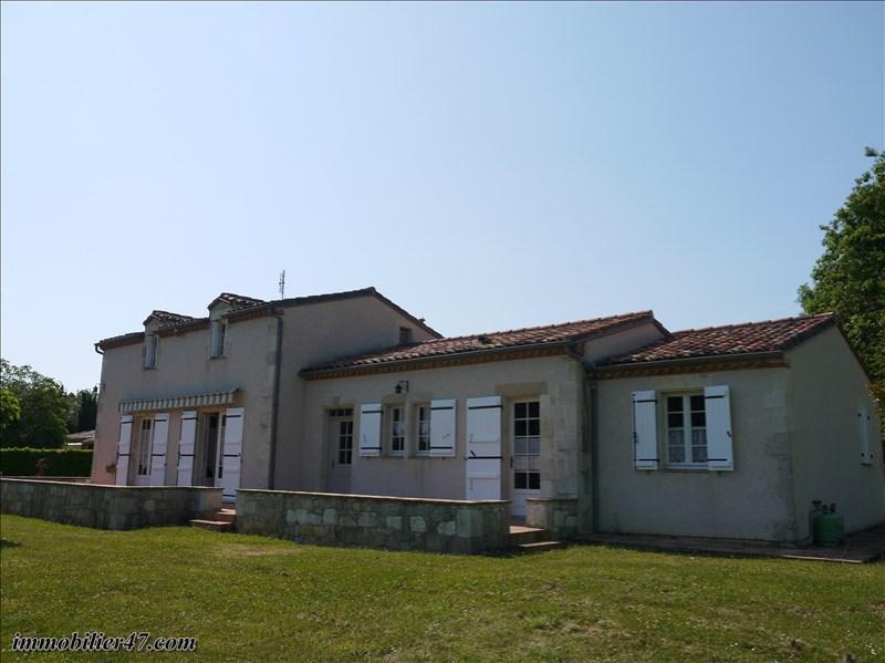 Verhuren  huis Prayssas 775€ CC - Foto 2