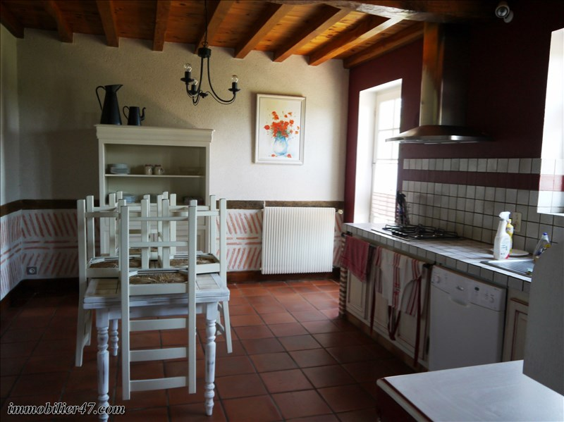 Verhuren  huis Prayssas 775€ CC - Foto 7