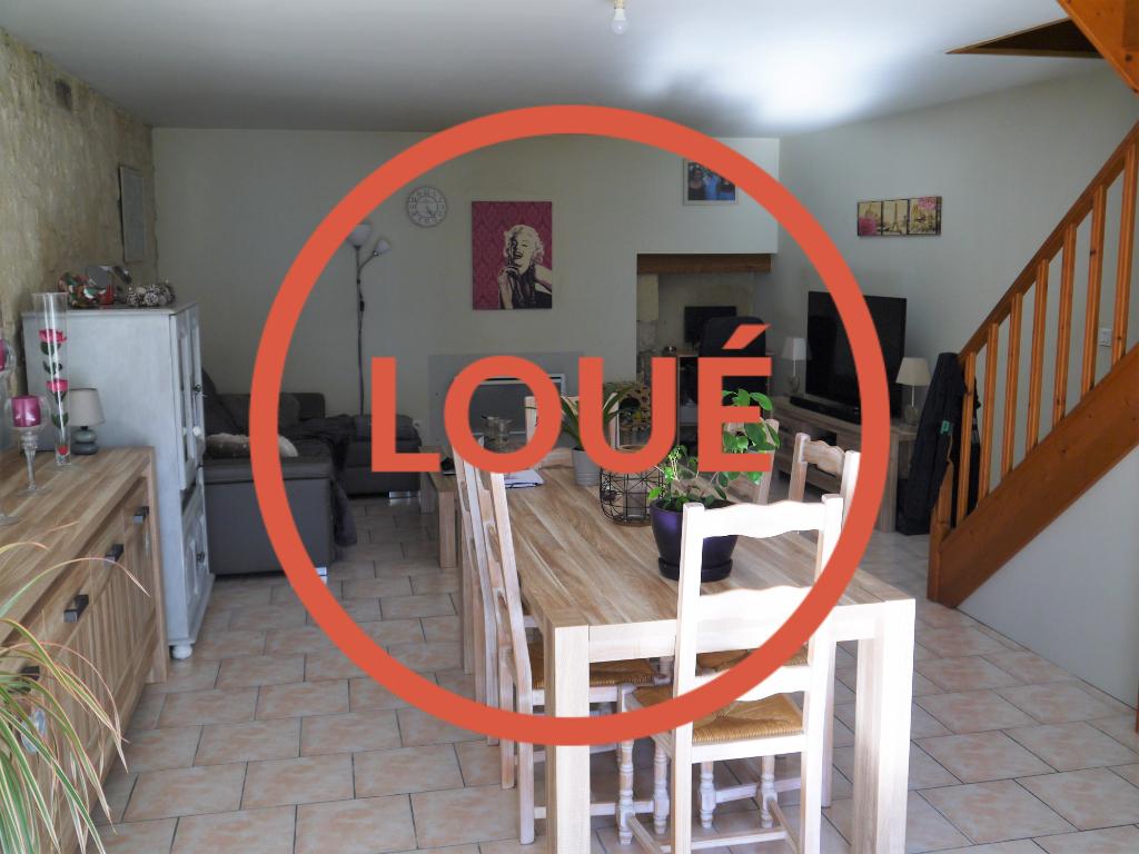 Verhuren  huis Lusignan petit 440€ CC - Foto 1