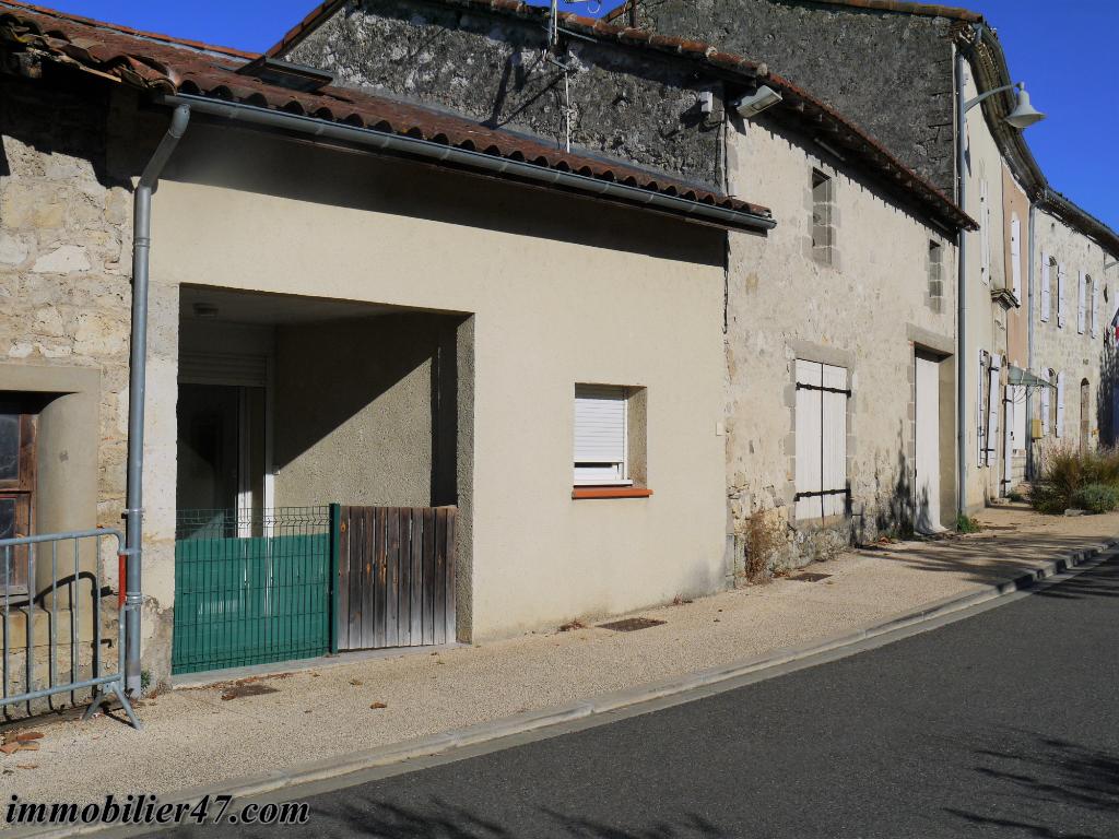 Verhuren  huis Lusignan petit 440€ CC - Foto 7