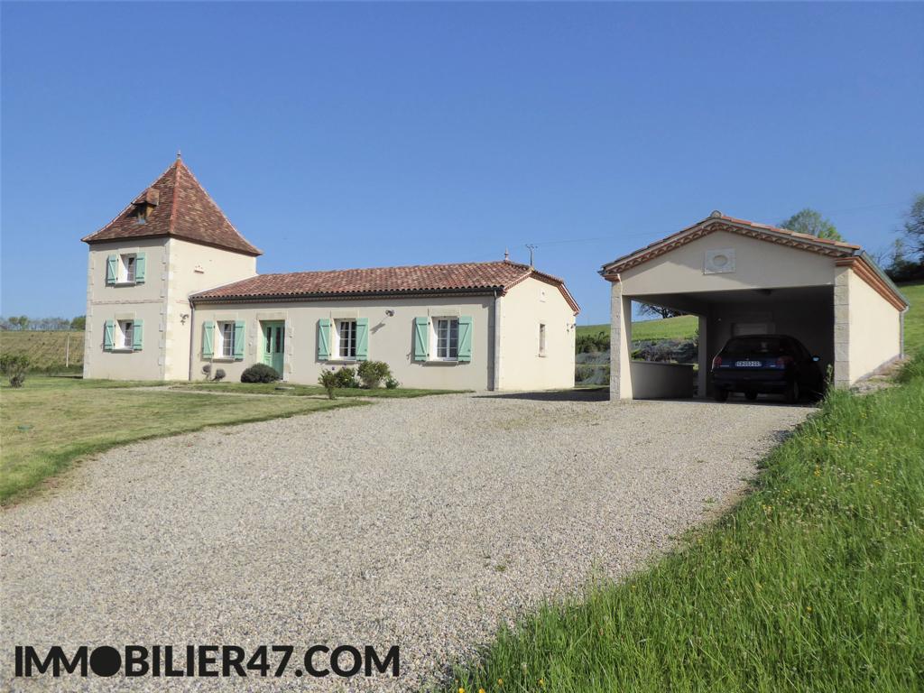 Rental house / villa Prayssas 800€ +CH - Picture 1