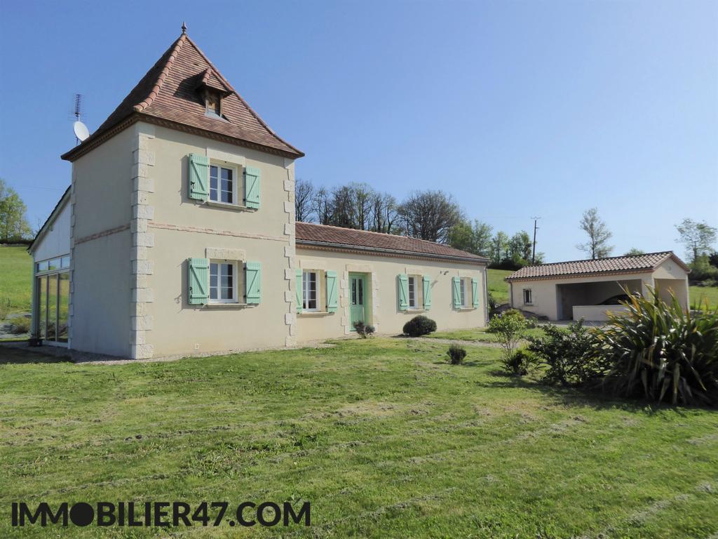 Rental house / villa Prayssas 800€ +CH - Picture 2