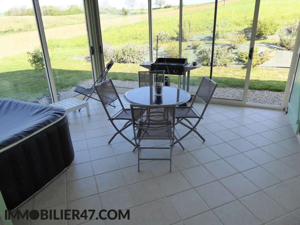 Rental house / villa Prayssas 800€ +CH - Picture 11