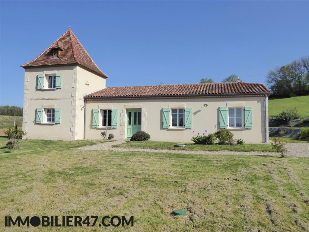 Rental house / villa Prayssas 800€ +CH - Picture 14
