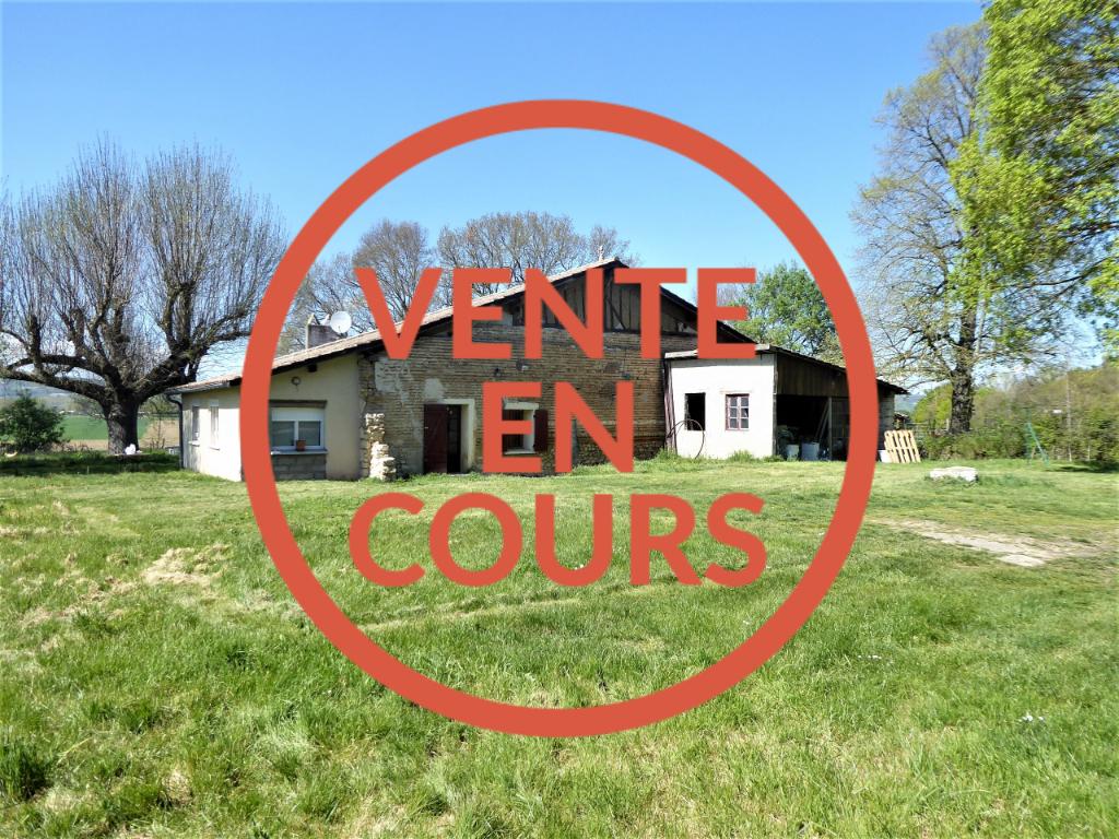 Verkoop  huis Montpezat 125000€ - Foto 1
