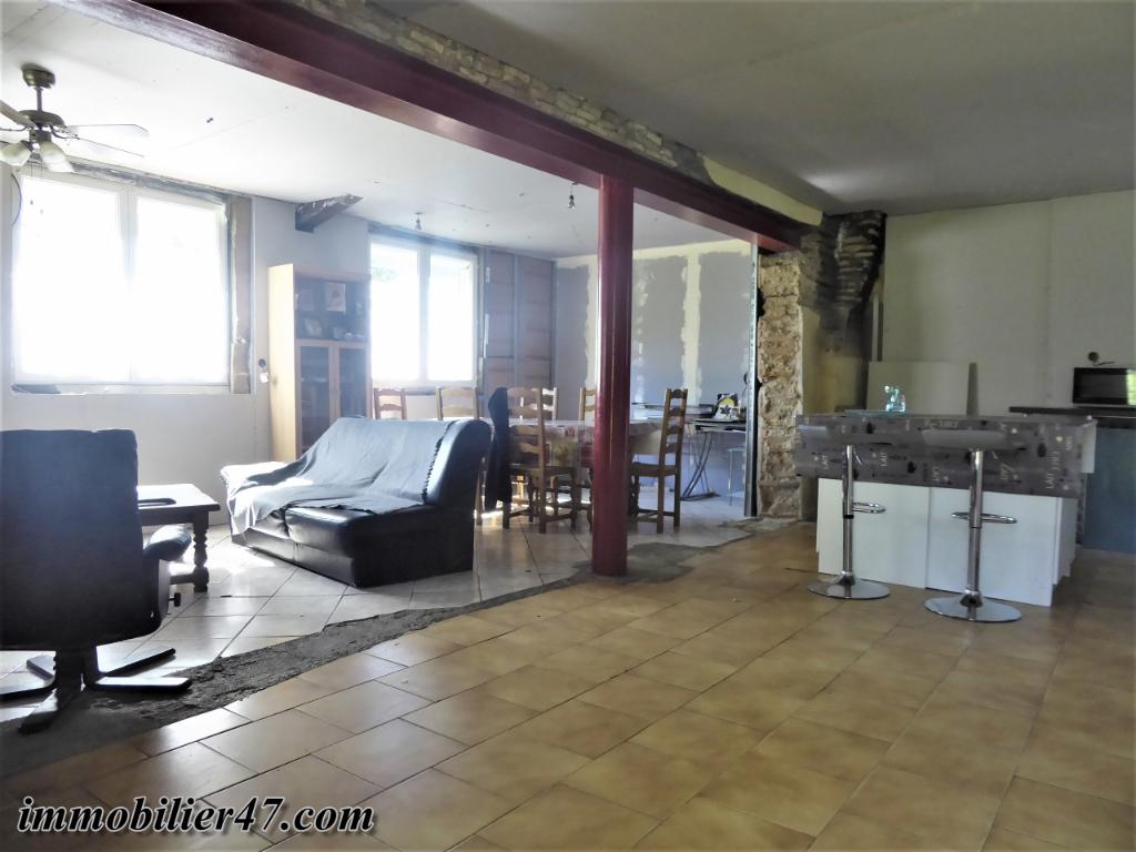 Verkoop  huis Montpezat 125000€ - Foto 2