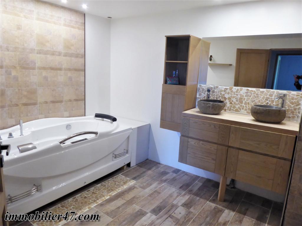 Verkoop  huis Montpezat 125000€ - Foto 3