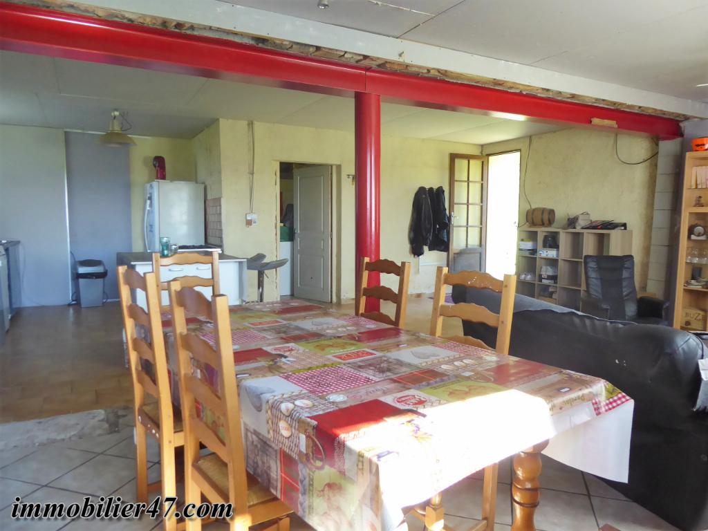 Verkoop  huis Montpezat 125000€ - Foto 4