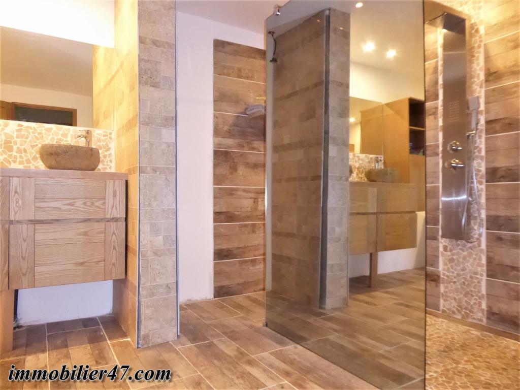Verkoop  huis Montpezat 125000€ - Foto 6