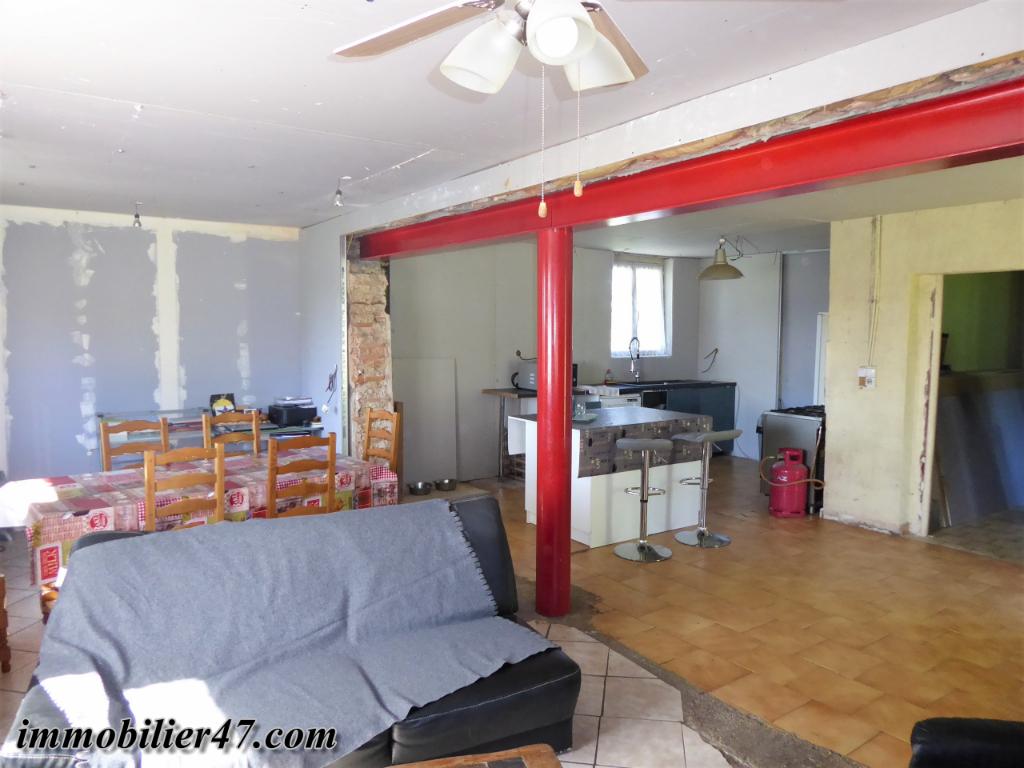 Verkoop  huis Montpezat 125000€ - Foto 13