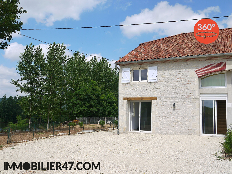 Verhuren  appartement Lafitte sur lot 600€ CC - Foto 1